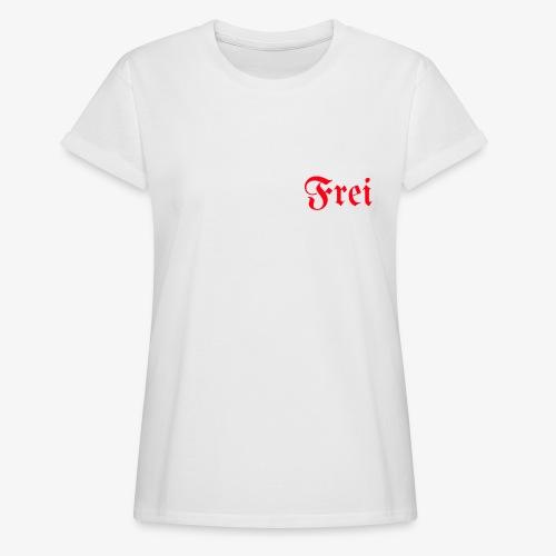 Elsass Frei - T-shirt oversize Femme