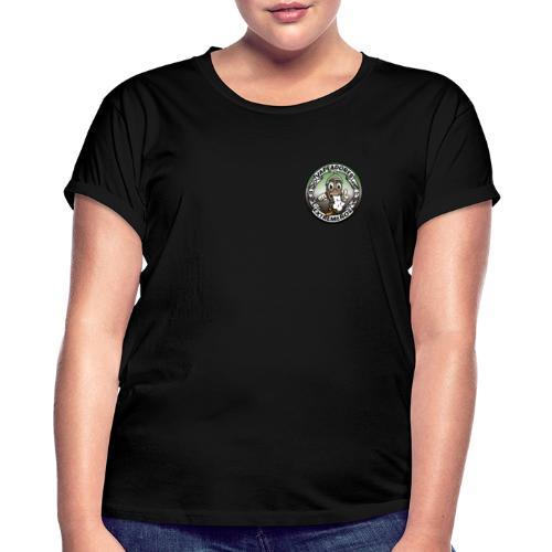 Logo Original-2 - Camiseta holgada de mujer