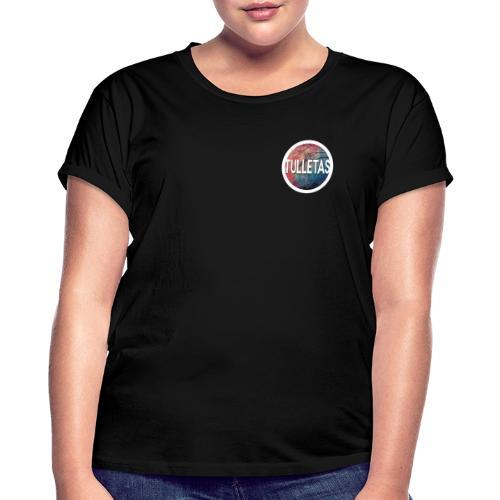 Tulletas - Dame oversize T-shirt