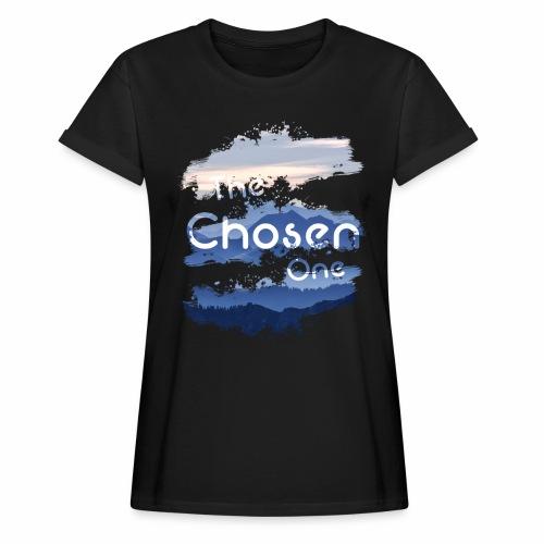 The Chosen One - Women's Oversize T-Shirt