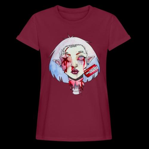 Violence - T-shirt oversize Femme