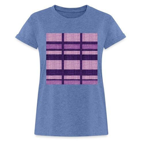 puplecolor tank top - Women's Oversize T-Shirt