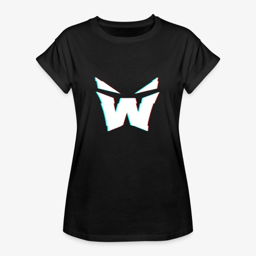 MAN'S VORTEX DESIGN - Women's Oversize T-Shirt