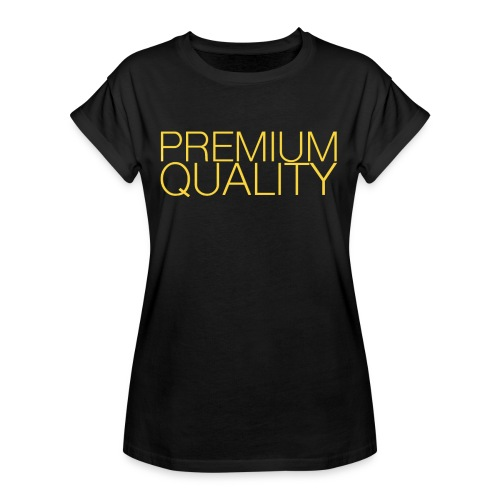 Premium quality - T-shirt oversize Femme