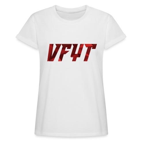 vfyt shirt - Vrouwen oversize T-shirt