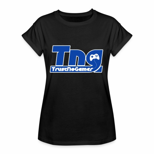 merchandising TrustNoGamer - Maglietta ampia da donna