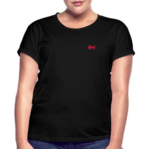 Blitzfisch - Frauen Oversize T-Shirt