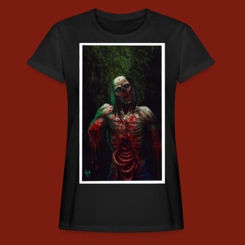 Zombie's Guts - Women's Oversize T-Shirt