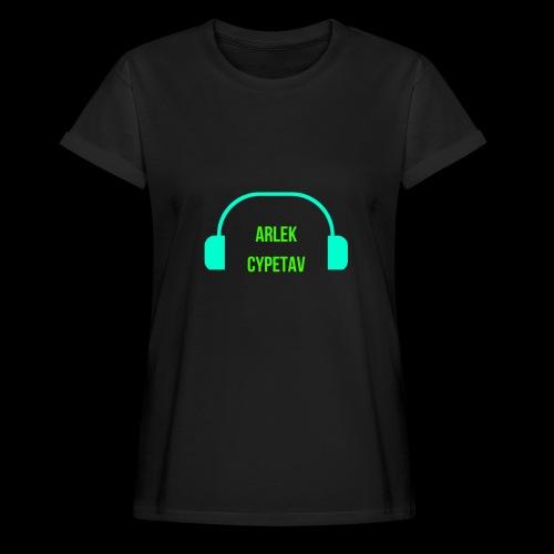 ARLEK CYPETAV - T-shirt oversize Femme