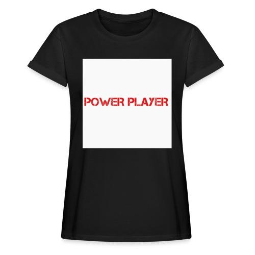 Linea power player - Maglietta ampia da donna