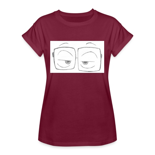 bad day - T-shirt oversize Femme