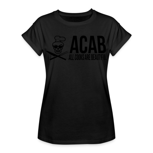 acablang - Frauen Oversize T-Shirt