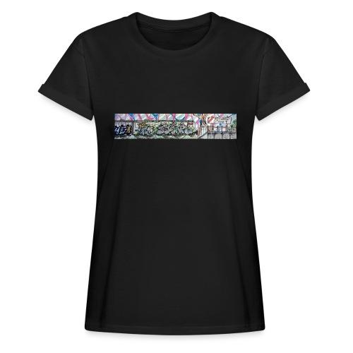Pye and Fek No Escape - Women's Oversize T-Shirt