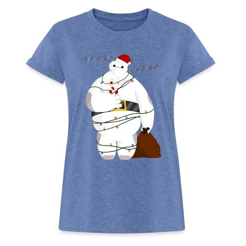 Merry Baymax - Maglietta ampia da donna