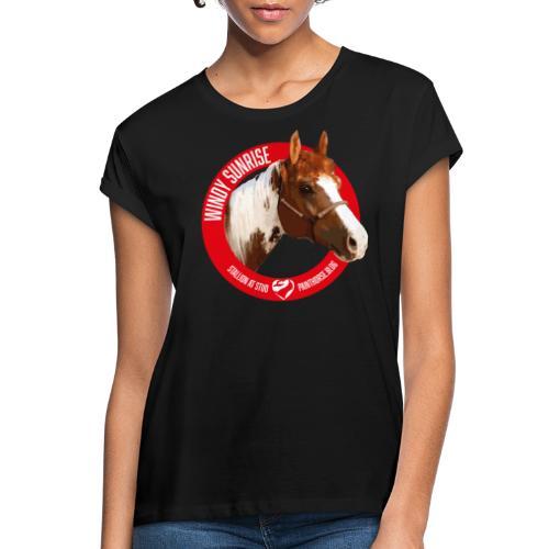 WINDY SUNRISE - Maglietta ampia da donna