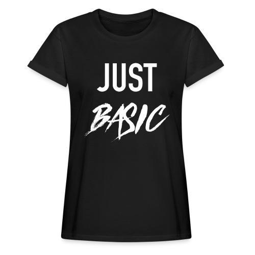 Just Basic - Frauen Oversize T-Shirt