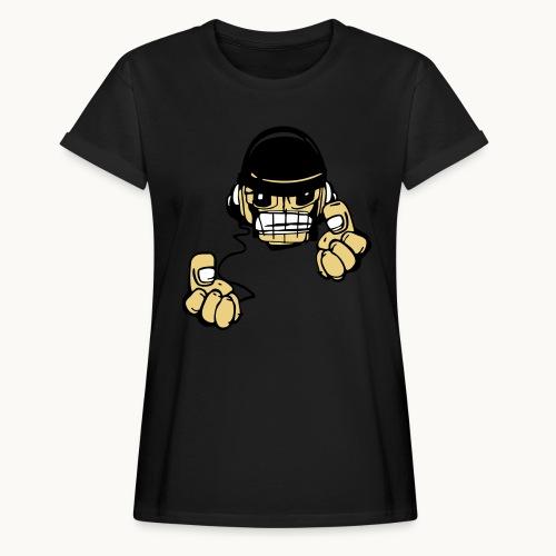 Micky DJ - T-shirt oversize Femme