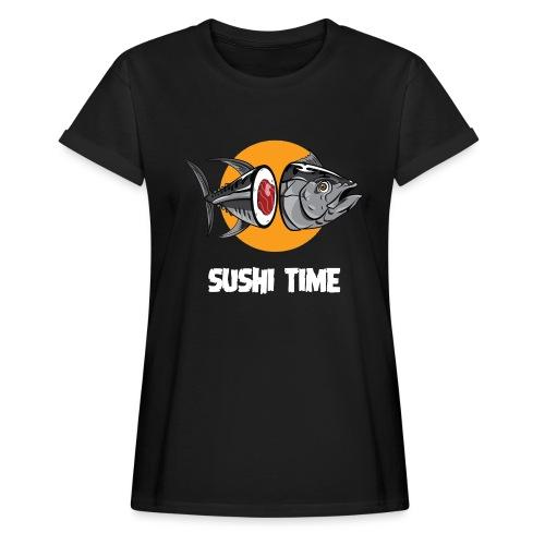 SUSHI TIME-tonno-b - Maglietta ampia da donna