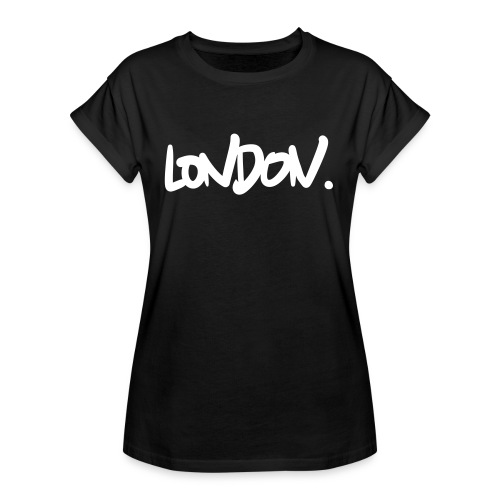 london - Women's Oversize T-Shirt