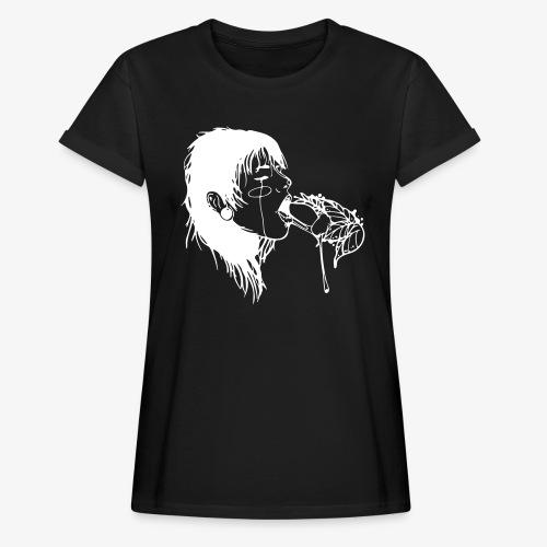 Le fruit défendu - T-shirt oversize Femme