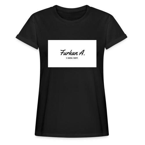 Furkan A - Drinkfles - Vrouwen oversize T-shirt