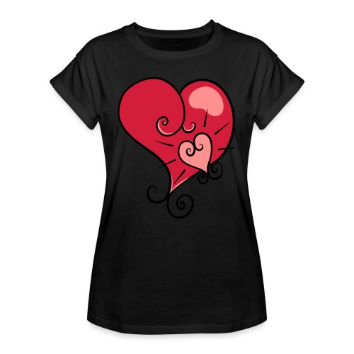 The world's most important. - Women's Oversize T-Shirt