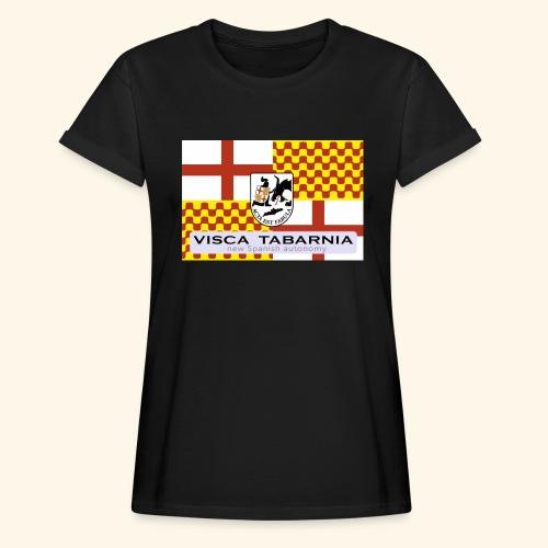 tabarnia01 - Camiseta holgada de mujer