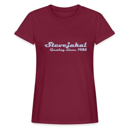 Stevejakal Merchandise - Frauen Oversize T-Shirt