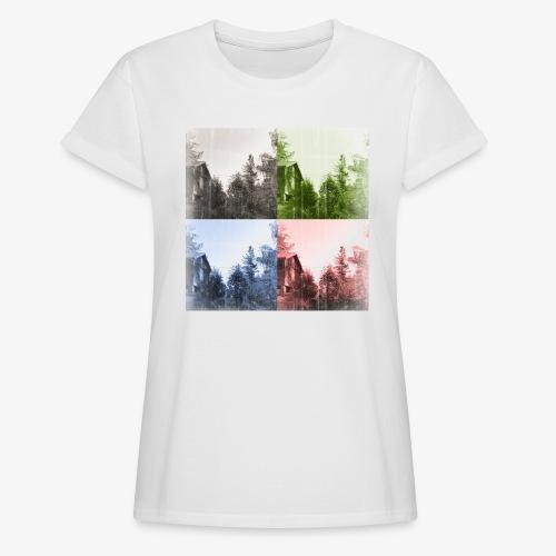 Torppa - Naisten oversized-t-paita