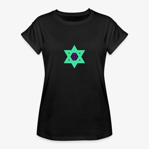 Star eye - Women's Oversize T-Shirt