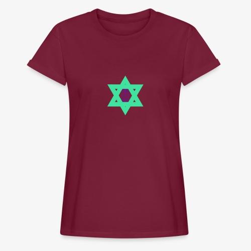 Star eye - Women's Oversize T-Shirt