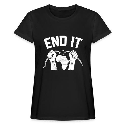 BANTU édition - T-shirt oversize Femme