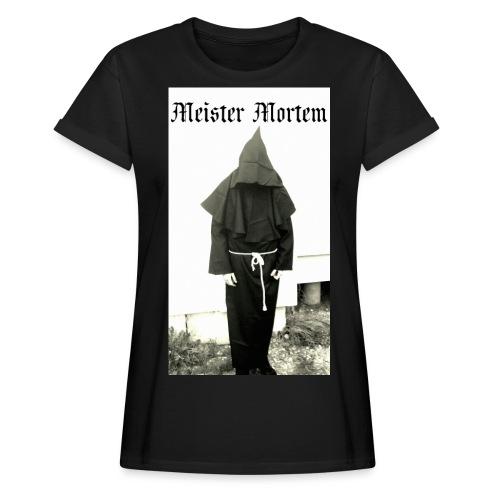 Die schwarzen Priester - Frauen Oversize T-Shirt