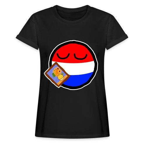 Netherlandsball - Women's Oversize T-Shirt