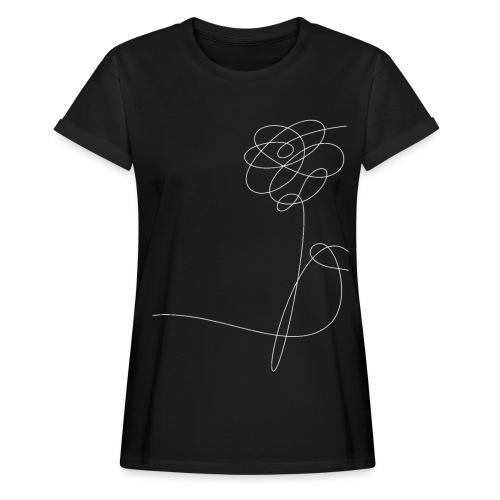 flower - Women's Oversize T-Shirt