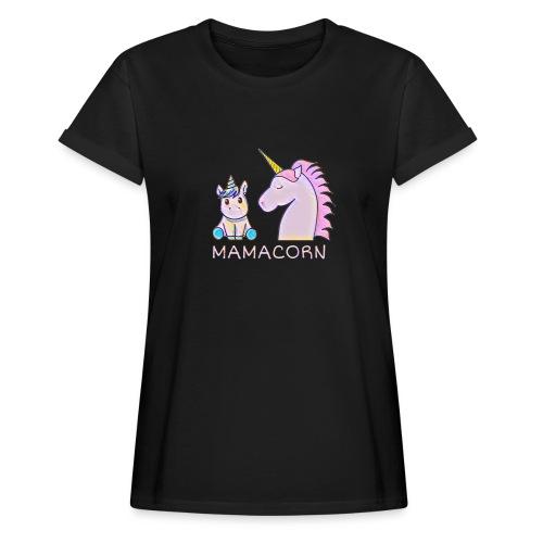 Mamacorn - Women's Oversize T-Shirt