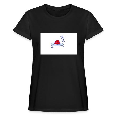 Project 3 - Camiseta holgada de mujer