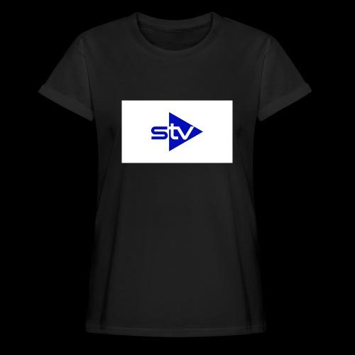 Skirä television - Oversize-T-shirt dam