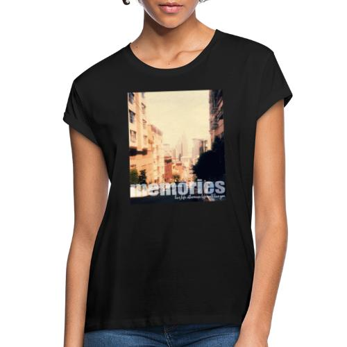 MEMORIES of SAN FRANCISCO - Frauen Oversize T-Shirt