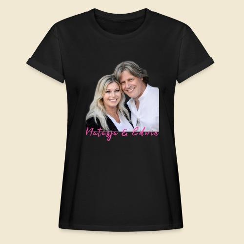 Natasja & Edwin - Vrouwen oversize T-shirt