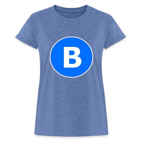 BluePrison - Dame oversize T-shirt