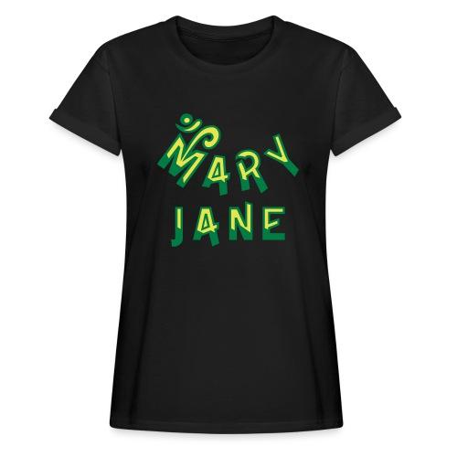 Mary Jane - Women's Oversize T-Shirt