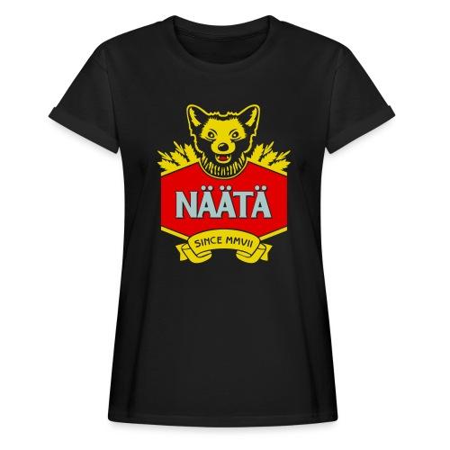 Näätä - Naisten oversized-t-paita