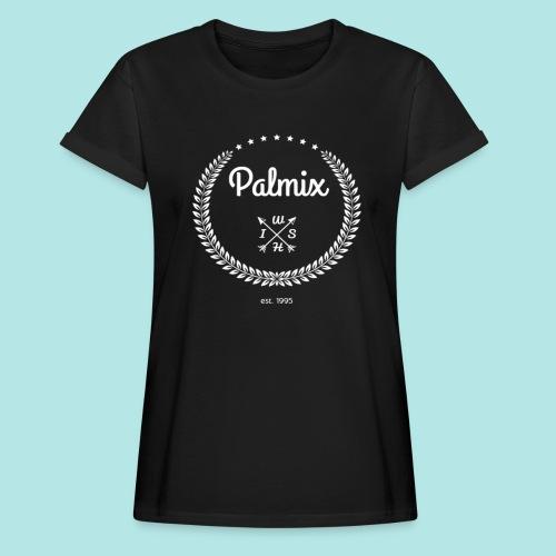 Wish big palmix - Women's Oversize T-Shirt