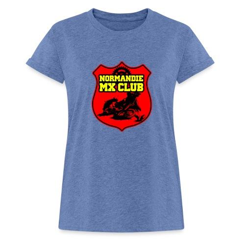 Casquette Normandie MX Club - T-shirt oversize Femme