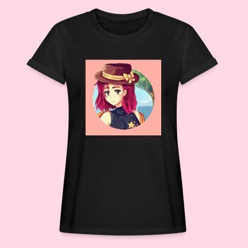 Juliette Badge - T-shirt oversize Femme