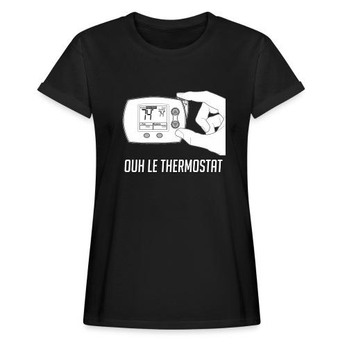 PCLP2 - T-shirt oversize Femme