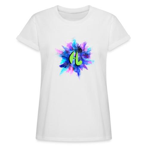 Hockeyvidshd nieuwe collectie - Vrouwen oversize T-shirt