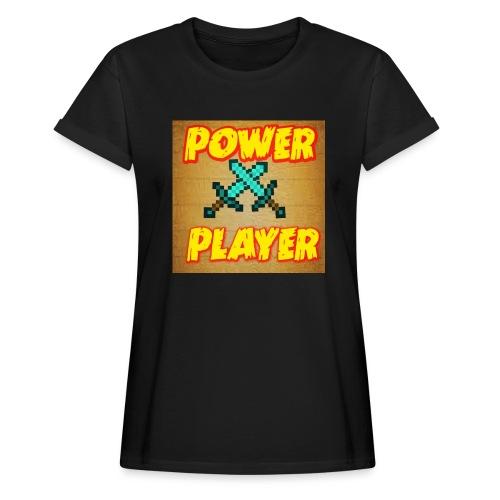 NUOVA LINEA POWER PLAYER - Maglietta ampia da donna
