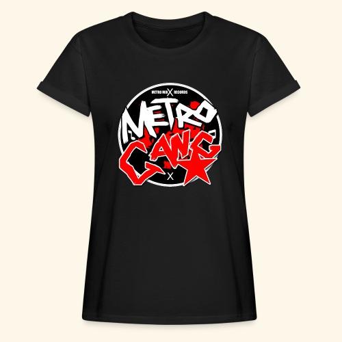 METRO GANG LIFESTYLE - Women's Oversize T-Shirt